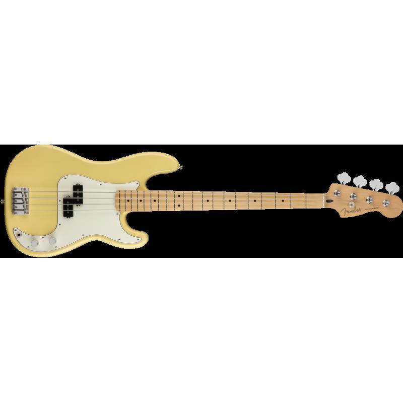 Fender Player Precision Bass®, Maple Fingerboard, Buttercream