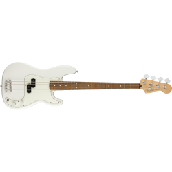 Fender Player Precision Bass®, Pau Ferro Fingerboard, Polar White