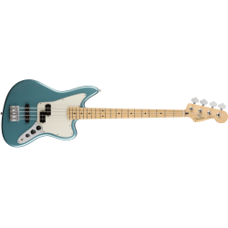 Fender Player Jaguar® Bass, Maple Fingerboard, Tidepool