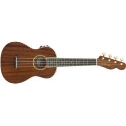 Ukelele Fender Grace Vanderwaal Signature, Walnut Fingerboard, Natural