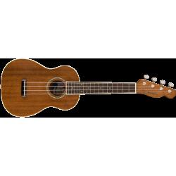 Fender Zuma Concert Ukulele, Walnut Fingerboard, Natural