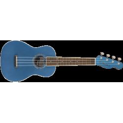 Ukelele Fender Zuma Classic Concert, Walnut Fingerboard, Lake Placid Blue