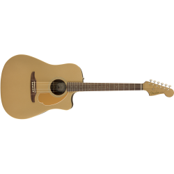 Fender Redondo Player, Walnut Fingerboard, Bronze Satin