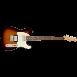 Fender Player Telecaster® HH, Pau Ferro Fingerboard, 3-Color Sunburst