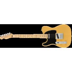 Fender Player Telecaster® Left-Handed, Maple Fingerboard, Butterscotch Blonde