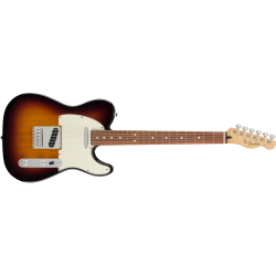 Fender Player Telecaster®, Pau Ferro Fingerboard, 3-Color Sunburst