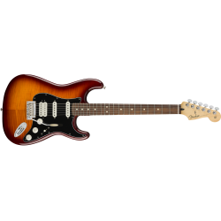 Fender Player Stratocaster® HSS Plus Top, Pau Ferro Fingerboard, Tobacco Sunburst