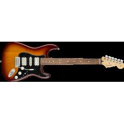 Fender Player Stratocaster® HSH, Pau Ferro Fingerboard, Tobacco Sunburst