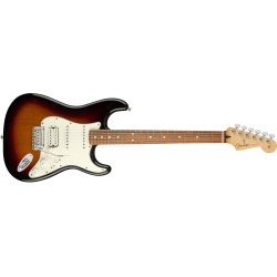 Fender Player Stratocaster® HSS, Pau Ferro Fingerboard, 3-Color Sunburst