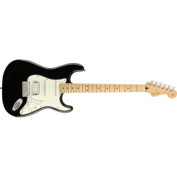 Fender Player Stratocaster® HSS, Maple Fingerboard, Black