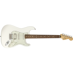 Fender Player Stratocaster® HSS, Pau Ferro Fingerboard, Polar White