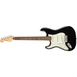 Fender Player Stratocaster® Left-Handed, Pau Ferro Fingerboard, Black