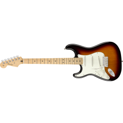 Fender Player Stratocaster® Left-Handed, Maple Fingerboard, 3-Color Sunburst