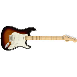 Fender Player Stratocaster®, Maple Fingerboard, 3-Color Sunburst