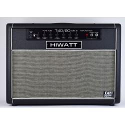 HIWATT T40/20 Tube Series Combo 40 watios