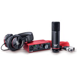 Focusrite Scarlett Solo Studio Pack 3nd Gen