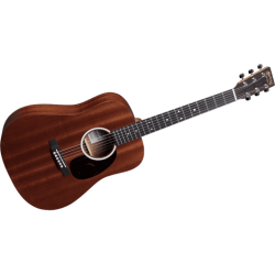 MARTIN Dreadnought JR10 Sapeli Zurdos