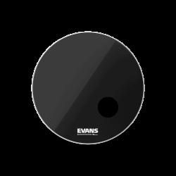 Evans 22 EQ3 Reso Black BD22RB