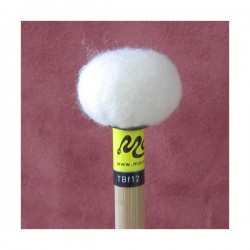 Morgan Mallets TBF12 Maza de Timbal Medium Hard