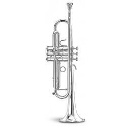Stomvi Forte Trompeta Sib Plateada