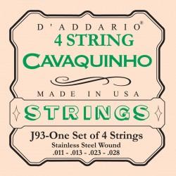 DADDARIO J93 JUEGO CAVAQUINHO