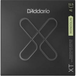 DADDARIO XTM11541 XT COATED MEDIUM - HEAVY JUEGO MANDOLINA