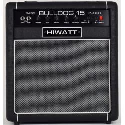 HIWATT Bulldog 15 Amplificador de bajo