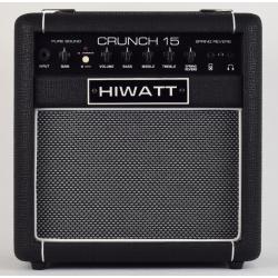 HIWATT Crunch 15R Amplificador de guitarra