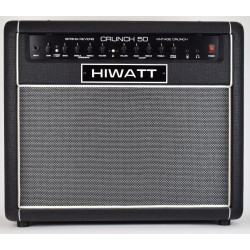 HIWATT Crunch 50R Combo Amplificador de guitarra