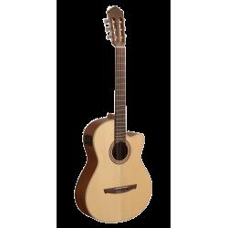 Guitarra Clásica Paco Castillo 221 CCE electrificada