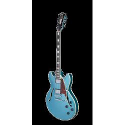 D'Angelico Premier DC Ocean Turquoise