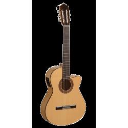 Guitarra Flamenca Paco Castillo 223 FCE Electrificada