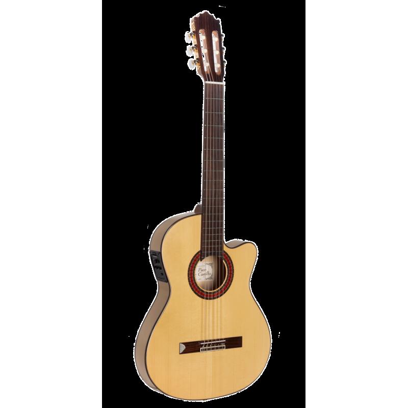 Guitarra Clásica Paco Castillo 233 FTE Electrificada