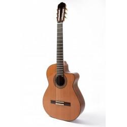 Guitarra Raimundo 610 Cutway Electrificada