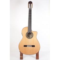 Guitarra Raimundo 631 Cutway Electrificada