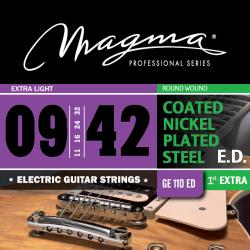 Magma GA110ED Juego Electrica Coated 09 - 042