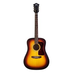Guild D-40E Antique Sunburst