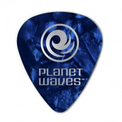 PLANETWAVES BOLSA DE 10 PUAS BLUE PEARL CELLULOID MEDIUM 1CBUP4
