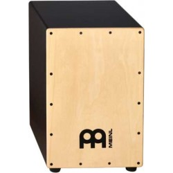 MEINL MCAJ100BK-MA CAJON WITH MAPLEF