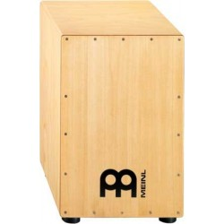 MEINL HCAJ1NT CAJON WITH NATURAL FRO