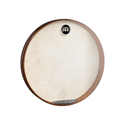 MEINL FD22SD PANDERO / PANDERETA 22' SEA DRUM, AFRICAN BROWN