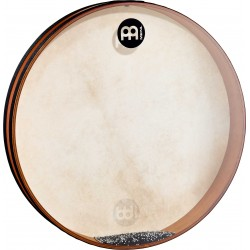 MEINL FD20SD PANDERO / PANDERETA 20' SEA DRUM, AFRICAN BROWN
