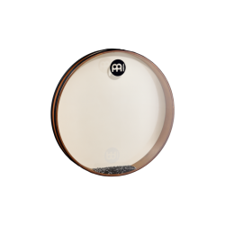MEINL FD18SD-TF PANDERO / PANDERETA 18' SEA DRUM, AFRICAN BROWN, TRUE FEEL HEADED