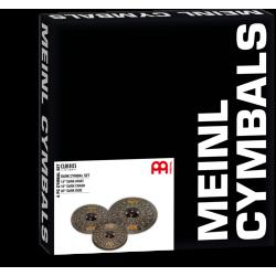 Meinl Set de platos Classic Custom Dark CCD141620