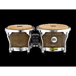 MEINL BONGOS 7' & 8 1/2' wood bongos WB400VBR-M