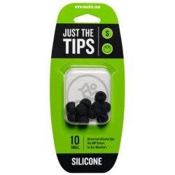 MACKIE MINI AURICULARES MP SERIES SMALL SILICONE BLACK TIPS KIT