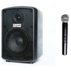 OQAN REPRODUCTOR DE AUDIO ESTEREO QLS-6 STREET PARTNER