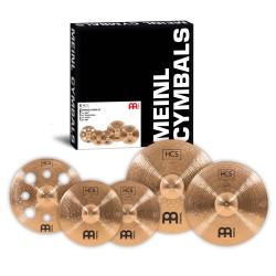 Meinl Set de platos HCS Bronze HCSB14161820