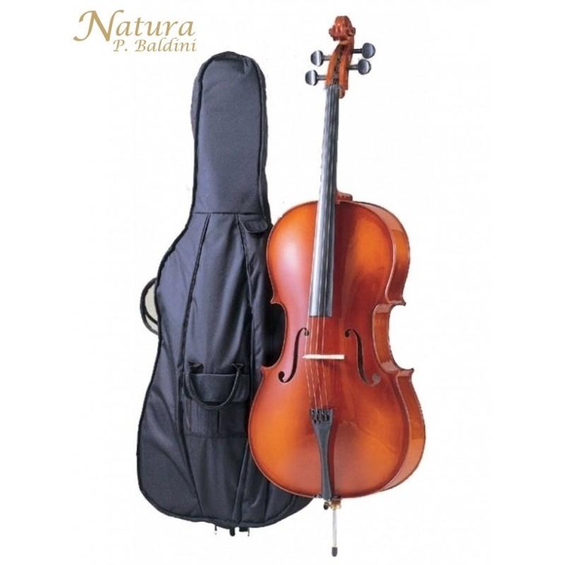 Cello P. Baldini mod. Natura 1/4