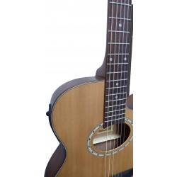 Memphis FT95N Guitarra Electrificada Clásica Natural